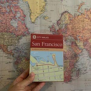 San Francisco City Walks Chronicle Books 50 Cards